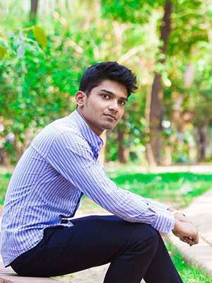 Foreign Model:Mirrakib Hossain